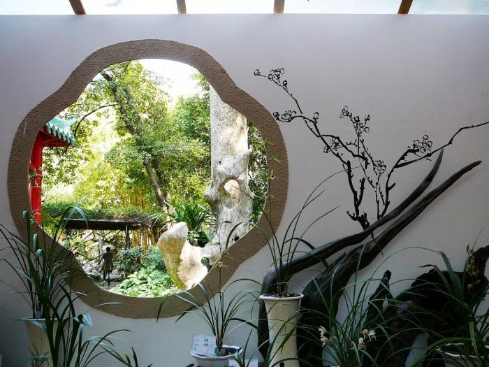 Сад Лоу Лим Леок. Макао. Китай